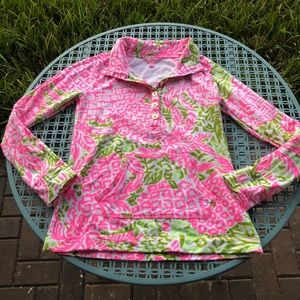 Lilly Pulitzer Captain Popover - Home Slice
